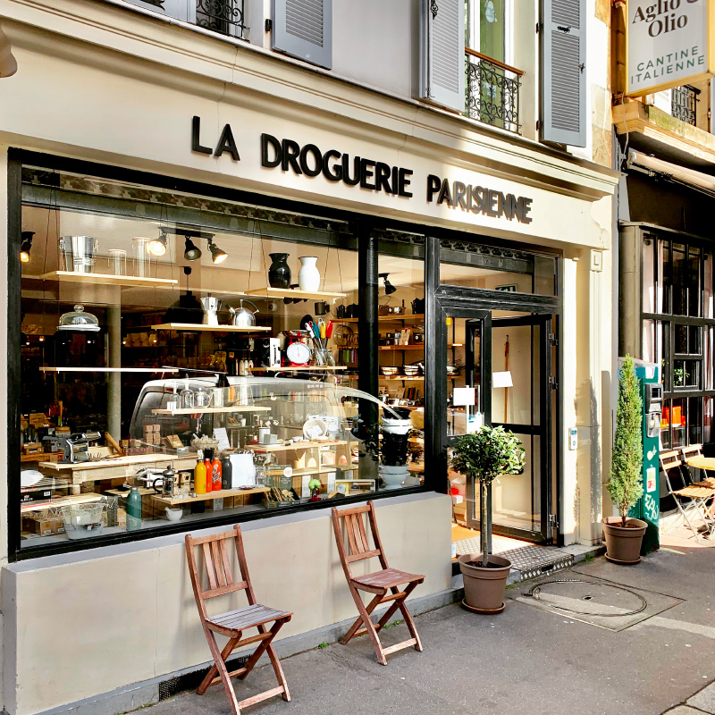 la droguerie parisienne boutique Paris 11e